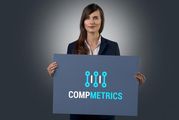 Sample branding #1 for Compmetrics