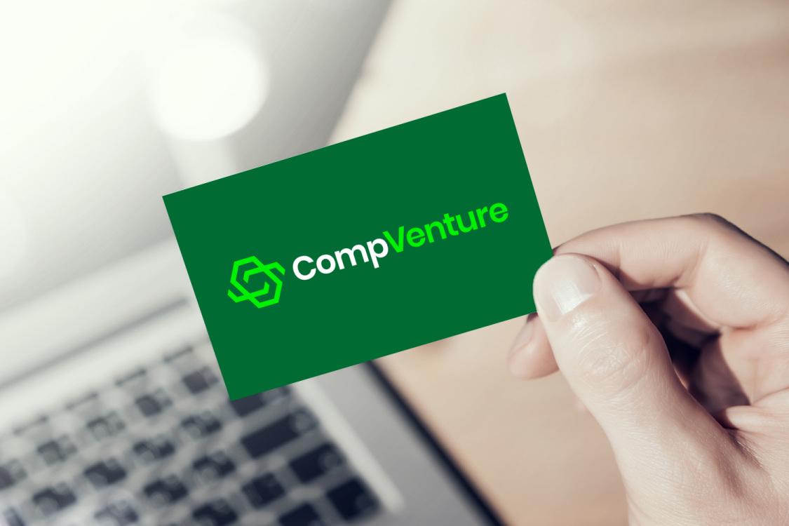 Sample branding #2 for Compventure