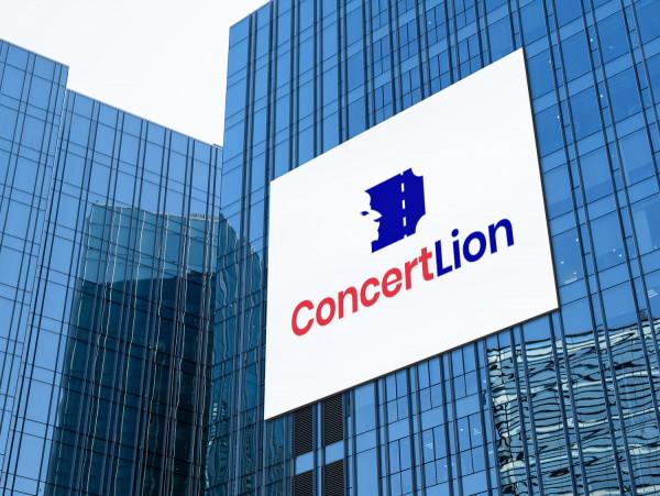 Sample branding #2 for Concertlion