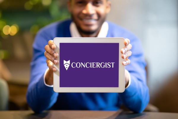 Sample branding #2 for Conciergist