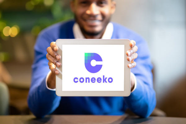 Sample branding #1 for Coneeko