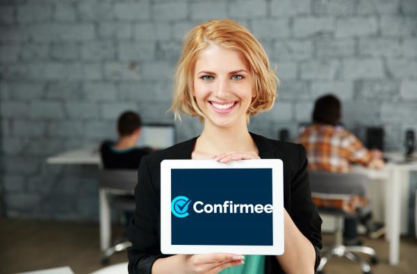 Sample branding #2 for Confirmee