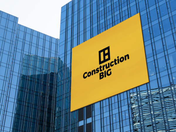 Sample branding #1 for Constructionbig