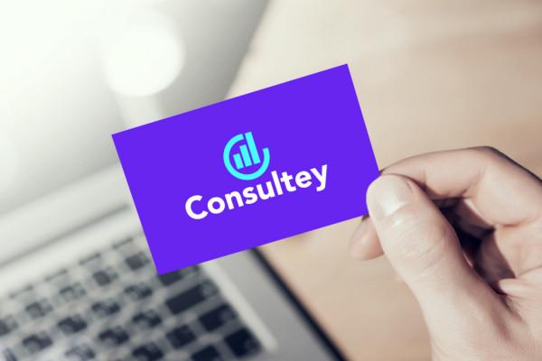 Sample branding #1 for Consultey