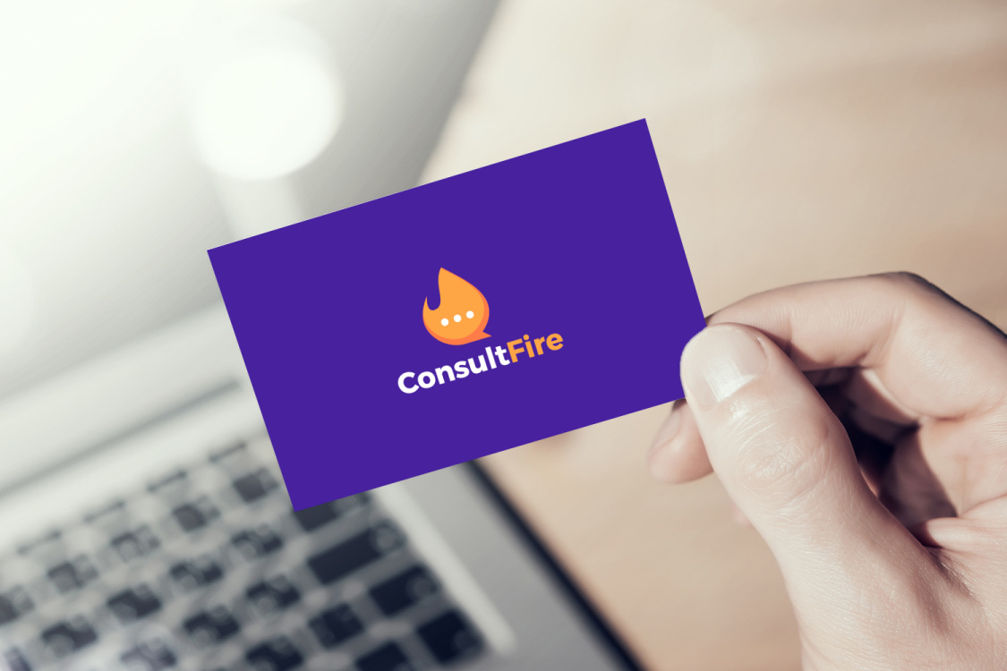 Sample branding #3 for Consultfire
