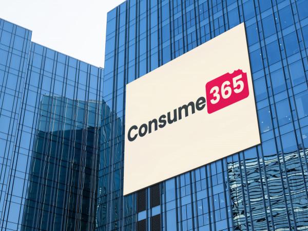 Sample branding #1 for Consume365