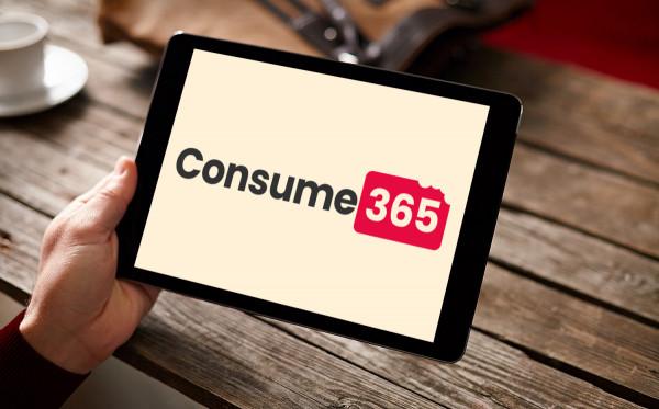 Sample branding #3 for Consume365