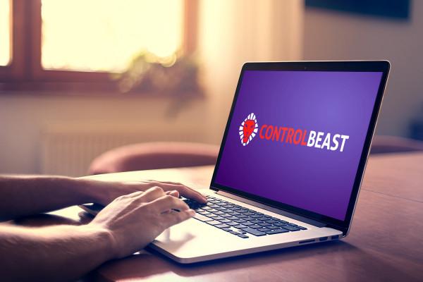 Sample branding #1 for Controlbeast