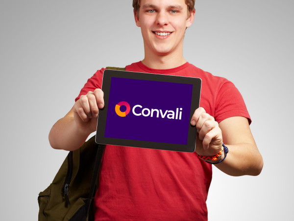 Sample branding #1 for Convali
