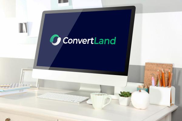 Sample branding #3 for Convertland