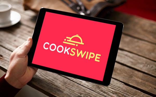 Sample branding #2 for Cookswipe