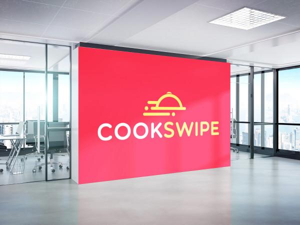Sample branding #1 for Cookswipe