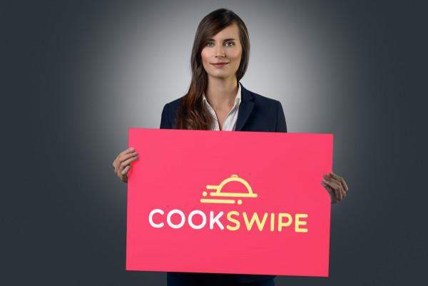 Sample branding #3 for Cookswipe