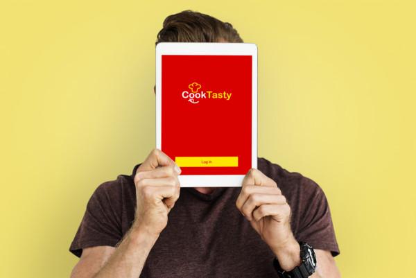 Sample branding #1 for Cooktasty