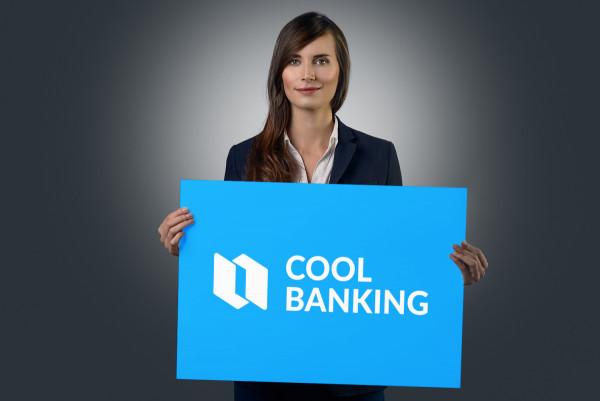 Sample branding #1 for Coolbanking