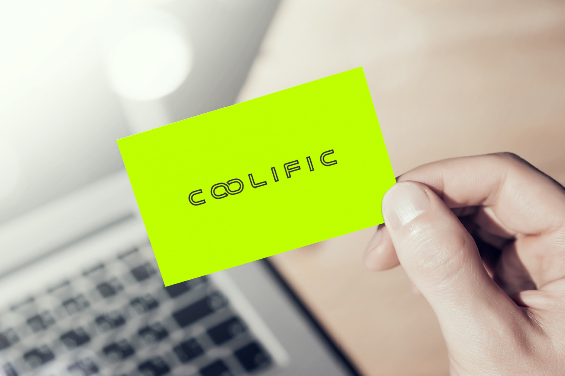 Sample branding #2 for Coolific