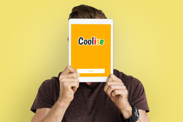 Sample branding #3 for Coolise