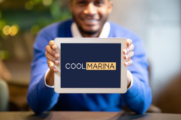 Sample branding #2 for Coolmarina