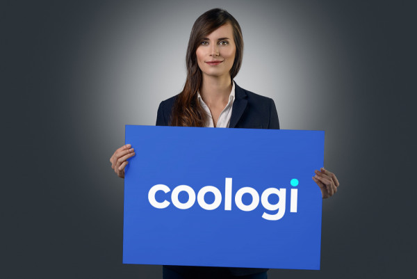 Sample branding #2 for Coologi