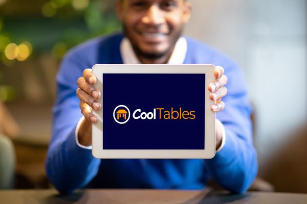 Sample branding #3 for Cooltables