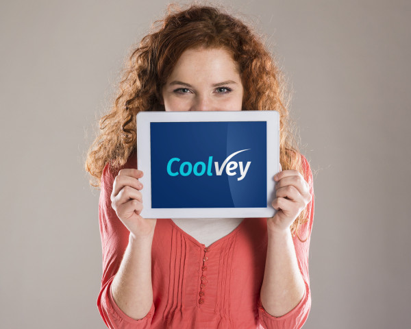 Sample branding #1 for Coolvey