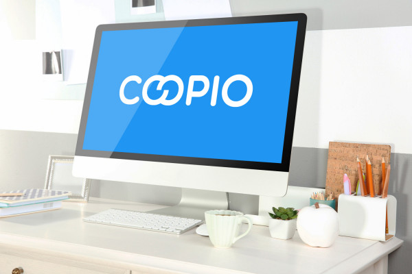 Sample branding #2 for Coopio