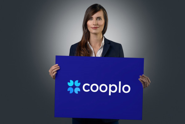 Sample branding #1 for Cooplo