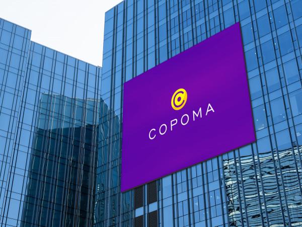 Sample branding #1 for Copoma