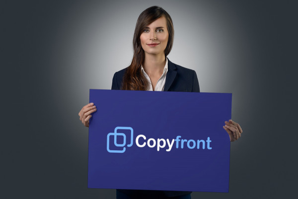 Sample branding #1 for Copyfront