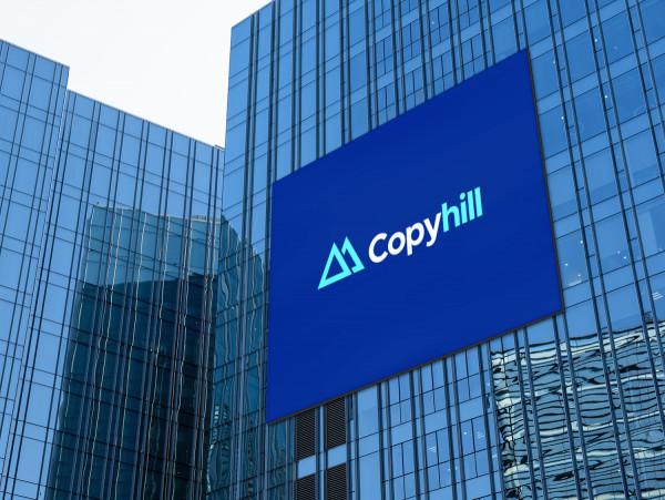 Sample branding #3 for Copyhill