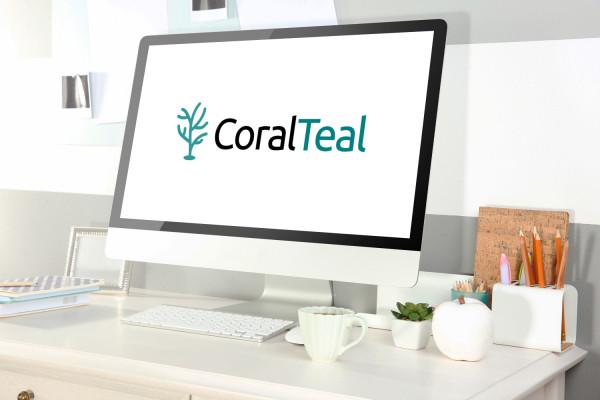 Sample branding #2 for Coralteal