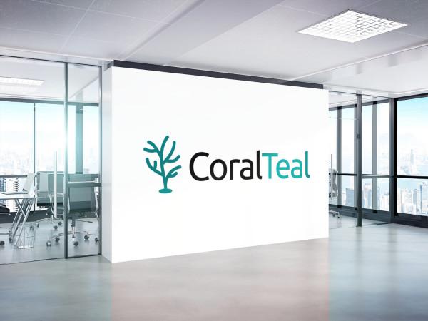 Sample branding #3 for Coralteal