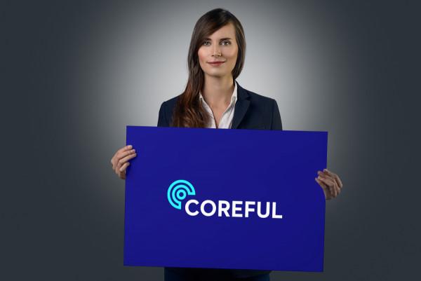 Sample branding #1 for Coreful