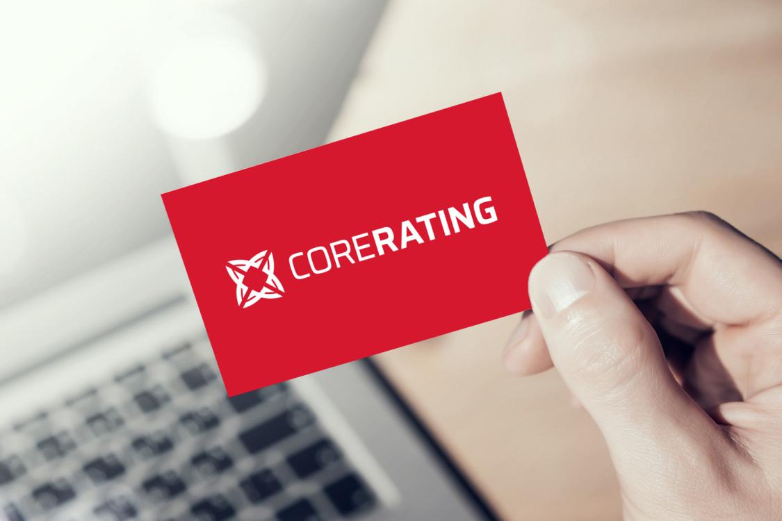 Sample branding #3 for Corerating