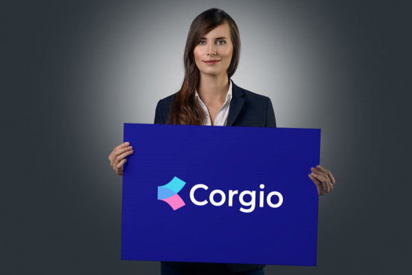Sample branding #3 for Corgio