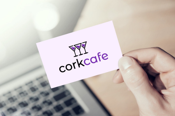 Sample branding #3 for Corkcafe