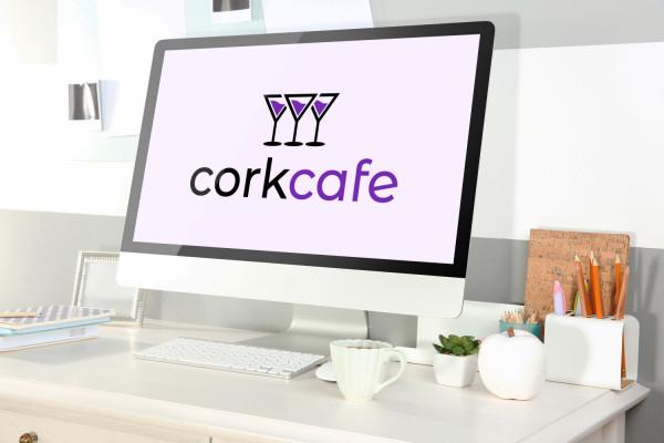Sample branding #3 for Corkcafe