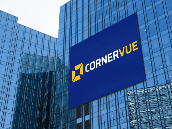 Sample branding #1 for Cornervue