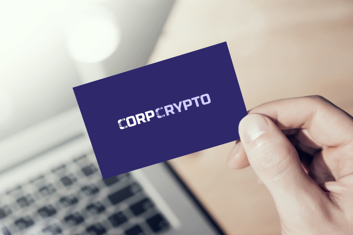 Sample branding #2 for Corpcrypto