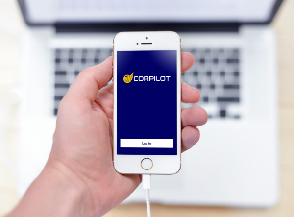 Sample branding #3 for Corpilot