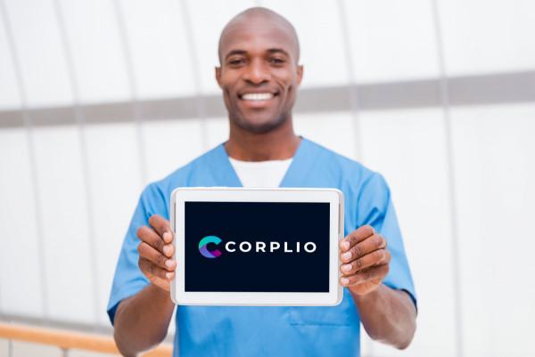 Sample branding #3 for Corplio