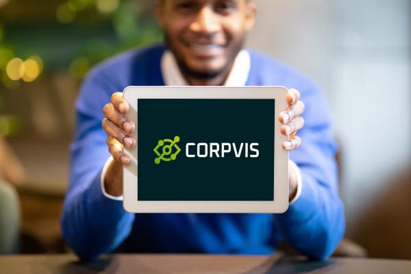 Sample branding #3 for Corpvis