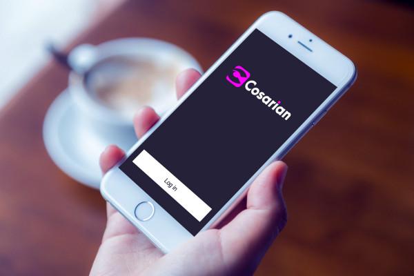 Sample branding #1 for Cosarian