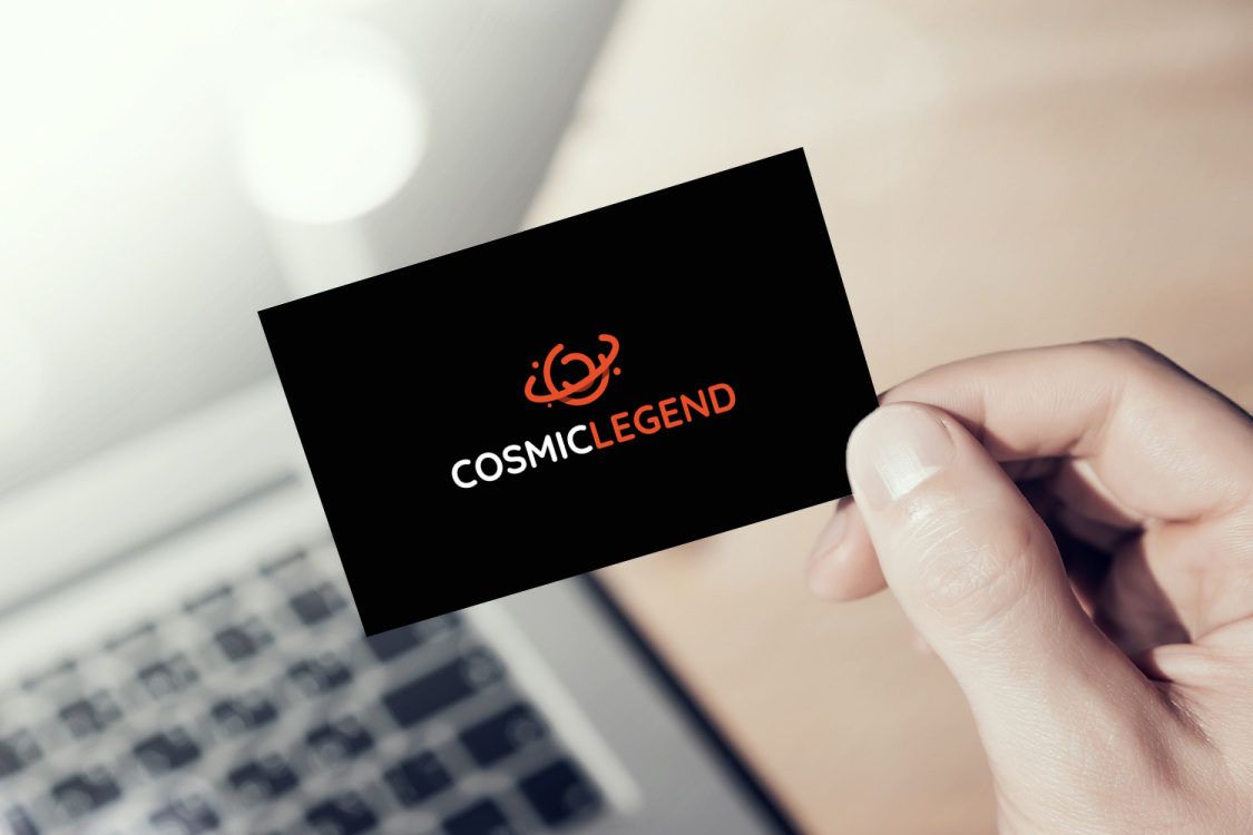 Sample branding #3 for Cosmiclegend