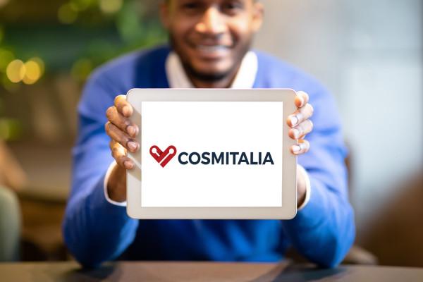 Sample branding #3 for Cosmitalia
