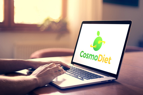 Sample branding #2 for Cosmodiet