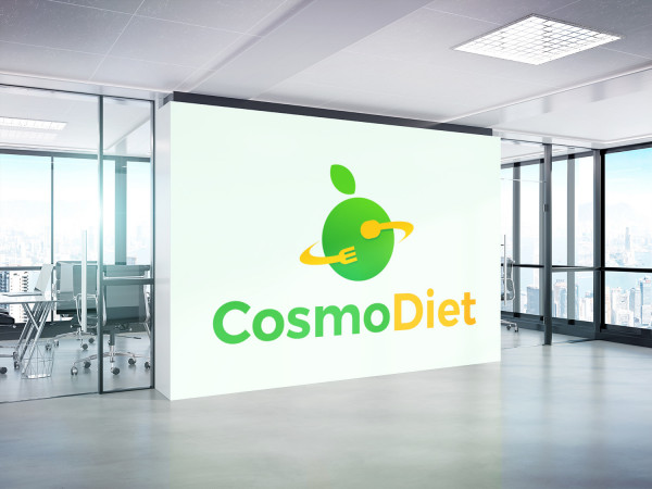 Sample branding #1 for Cosmodiet