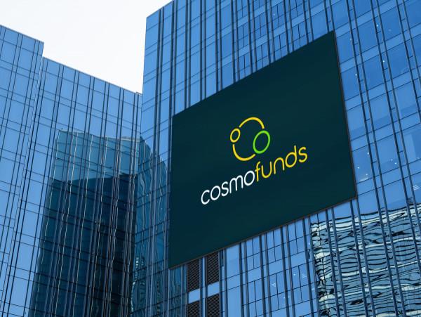 Sample branding #1 for Cosmofunds