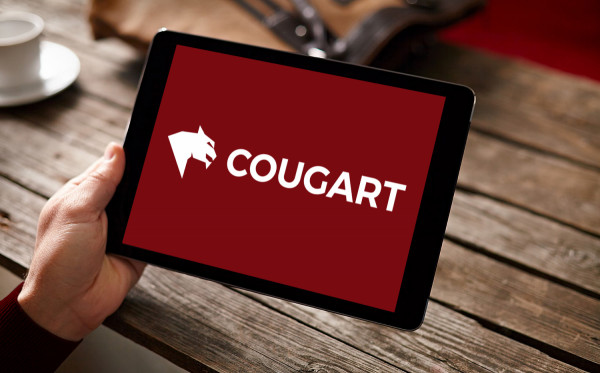 Sample branding #2 for Cougart