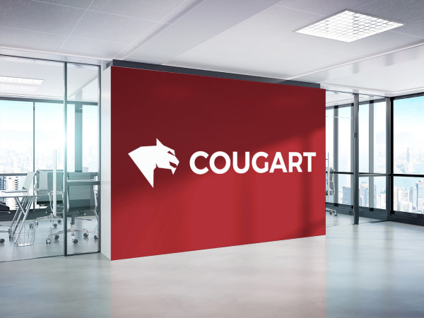Sample branding #1 for Cougart